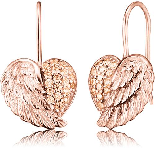 Ohrringe – Ohrhänger ERE-HEARTWIN...