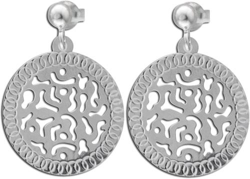 Ohrringe – Ohrstecker in Silber Sterlingsilber 925/-, rhodiniert