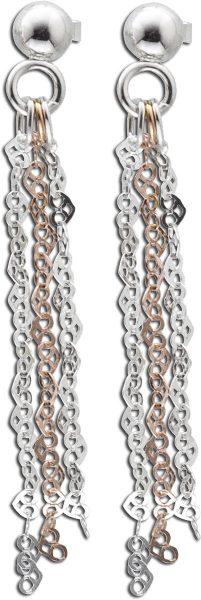 Ohrringe – Ohrstecker Silber Sterl...