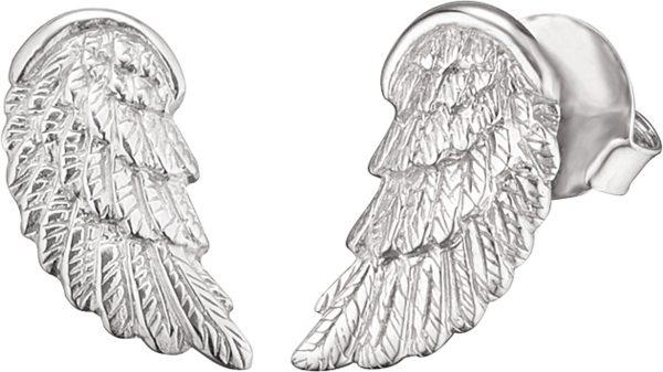 Ohrringe – Engelsrufer ERE-WING-ST Ohrstecker Flügel Silber Sterlingsilber rhodiniert
