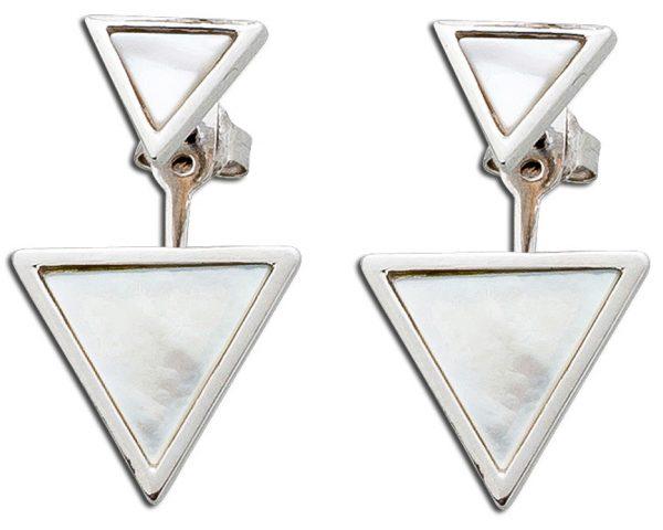 Ohrringe Ohrstecker Sterling Silber 925 ...