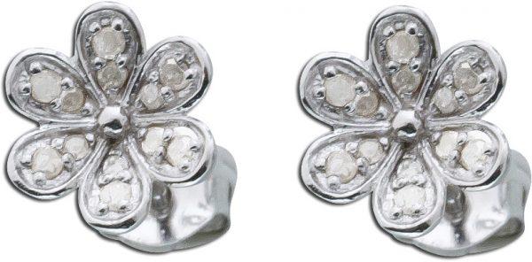 Diamanten Ohrringe Brillant Ohrstecker B...