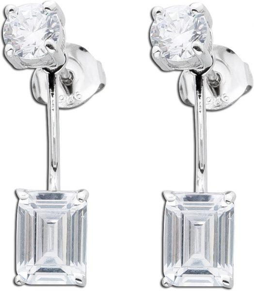 Ear Jacket Ohrringe Sterling Silber 925 ...