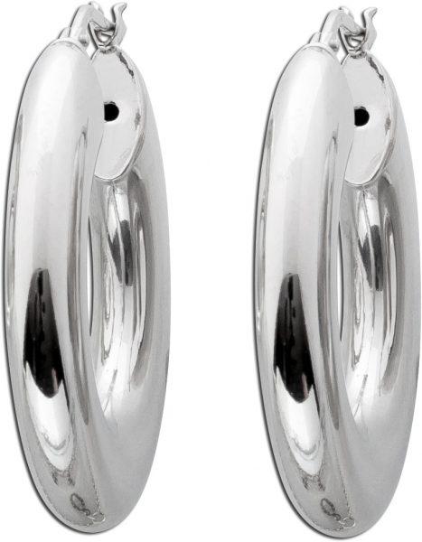 Ohrringe – Creolen Sterling Silber...