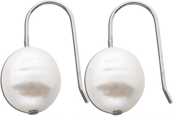 Perlenohrhänger Perlen Ohrringe Damen S...