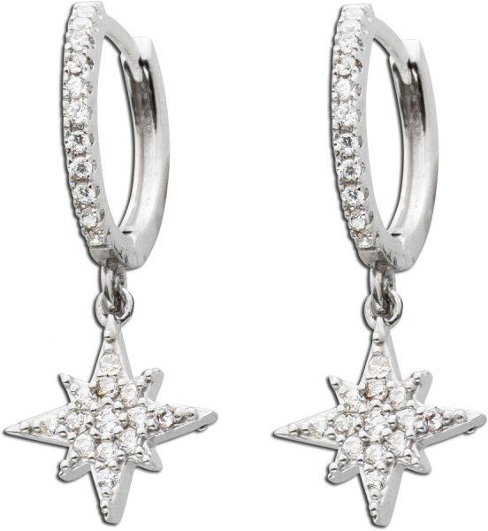 Creolen/ Helix Piercing  Sterling Silber...