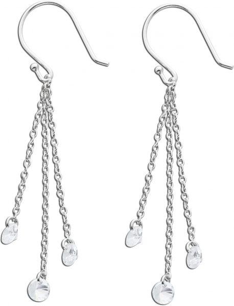 Ketten Ohrringe Silber 925 Ohrhänger we...