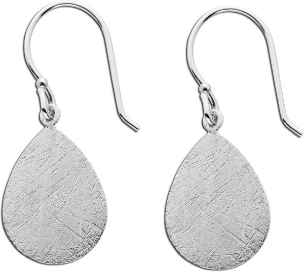 Ohrhänger Silber 925 Ohrringe Tropfen F...