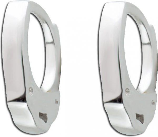 Creole Helix Ohr Piercing Creolen Silber 925 Fessel Unisex