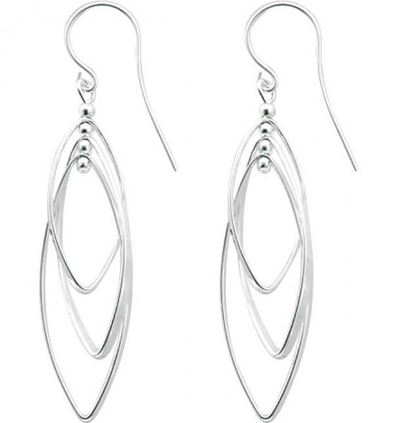 Ohrringe – Ohrhänger beweglich au...