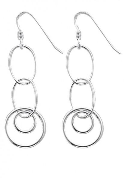Ohrringe – Silberohrschmuck / Ohrhänger aus 925/- Silber Sterlingsilber