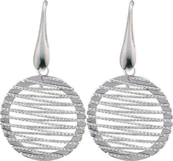 Ohrringe – Ohrhänger aus echtem Silber Sterlingsilber 925/-. Spitzenqualität zum Schnäppchenpreis aus dem Hause Abramowicz, dem Juwelier Ihres Vertrauens seit 1949, aus Stuttgart, Rotebühlstr. 155