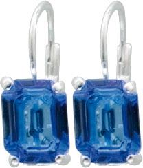 Ohrringe – Ohrhänger aus Silber S...